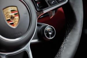 Porsche Cayenne_Steering Wheel_Sport Chrono_Drive Mode_Malaysia