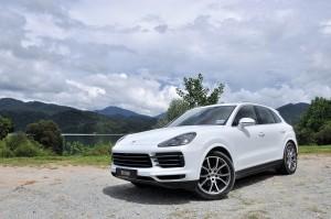 Porsche Cayenne_Test Drive_Malaysia