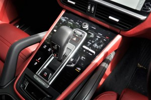 Porsche Cayenne_Centre Console_Touch Control Panel_Malaysia