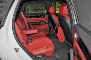 Porsche Cayenne_Rear Seats_Arm Rest_Malaysia