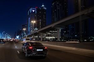 Porsche Taycan_Dubai_Hot Weather Test