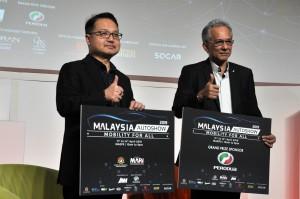 Malaysia Autoshow 2019_Perodua Grand Prize Sponsor_MARii_Dato Madani Sahari