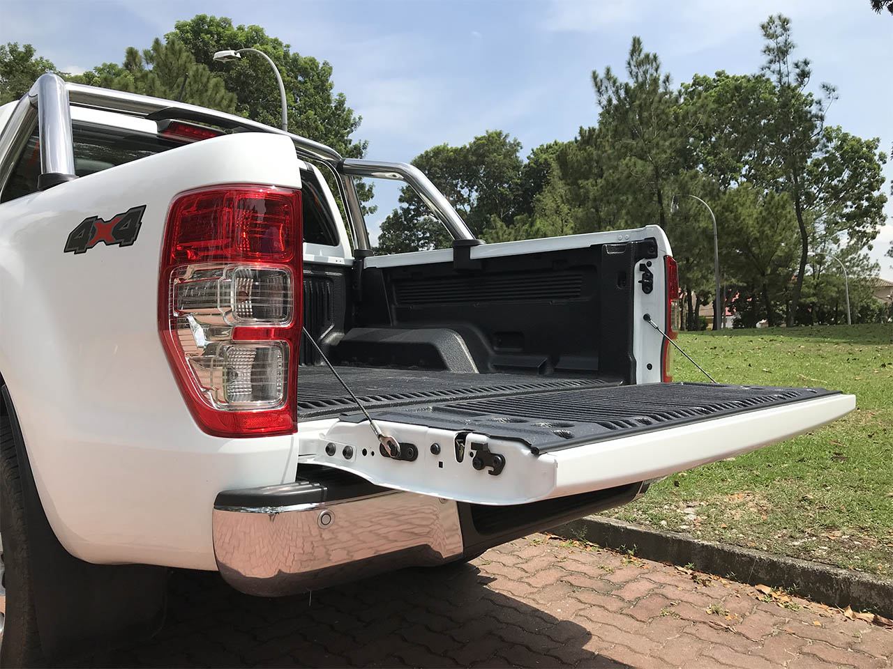Ford Ranger XLT Plus 2019-03