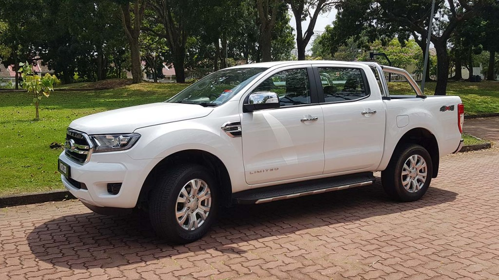 Ford Ranger XLT Plus 2019-07