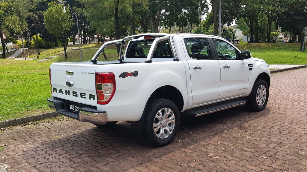Ford Ranger XLT Plus 2019-08