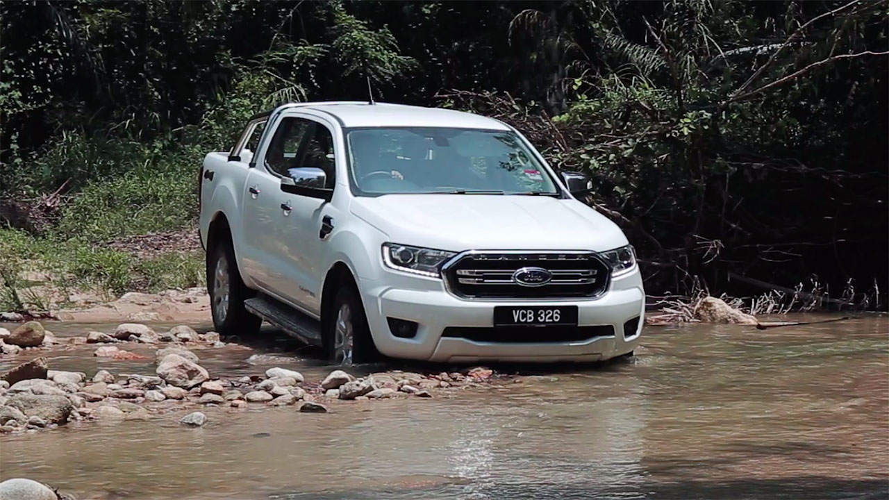 Ford Ranger XLT Plus 2019-11