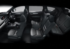 Mazda CX-8 Interior 2-3-2 Bench Seat Type - Preview - Malaysia