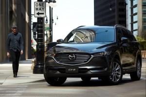 Mazda CX-8 - Street