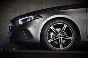 Mercedes-Benz A-Class Sedan_V177_Limousine_Malaysia_Nose