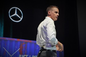 Mercedes-Benz A-Class Sedan_Malaysia_Launch_Mark Raine