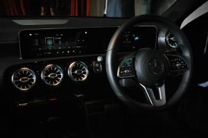 Mercedes-Benz A-Class Sedan_Widescreen Cockpit_Display_Malaysia