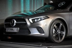 Mercedes-Benz A-Class V177_Sedan_Malaysia