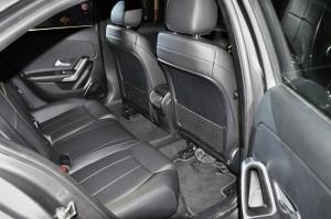 Mercedes-Benz A-Class Sedan_V177_Rear Seats_Malaysia