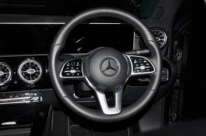 Mercedes-Benz A-Class Sedan_Sports Steering Wheel_A200 Progressive Line_Malaysia