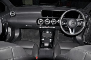 Mercedes-Benz A-Class_V177 Sedan_Dashboard_Malaysia