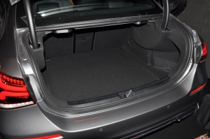 Mercedes-Benz A-Class Limousine_V177 Sedan_Rear Boot Space_Malaysia