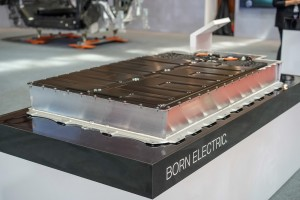 BMW i3s_ High-Voltage Litihium-ion Battery_Malaysia Autoshow 2019