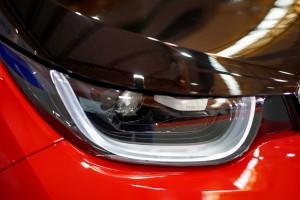 BMW i3s_LED Headlights_Malaysia Autoshow 2019