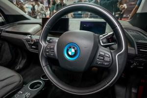 BMW i3s_Steering Wheel_Cockpit_Malaysia