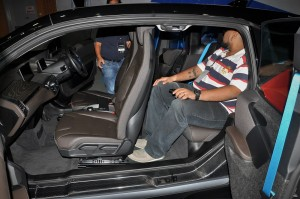BMW i3s_Cabin Space_Passenger_Malaysia Autoshow 2019