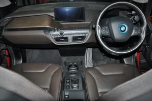 BMW i3s_Dashboard_Interior_Malaysia Autoshow 2019