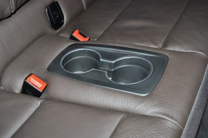 BMW i3s_Rear Cup Holders_Malaysia_Launch_2019