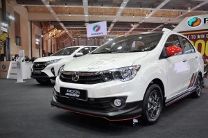 Perodua Bezza Limited Edition_Malaysia Autoshow 2019_Exclusive