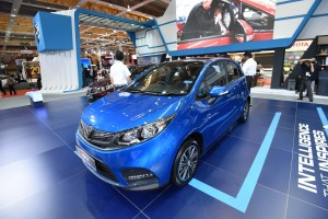 2019 Proton Iriz_Malaysia Autoshow_MAEPS_Serdang
