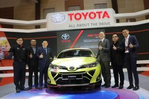 Toyota Yaris_Preview_Malaysia Autoshow 2019