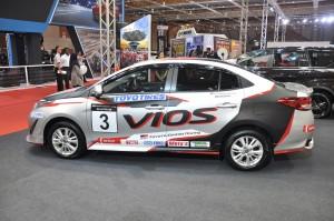 Toyota Vios_Toyota GAZOO Racing Body Kit_Malaysia Autoshow 2019