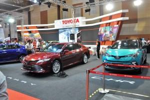 Toyota_Malaysia Autoshow 2019_C-HR_Camry