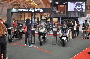 Honda Big Wing booth_Malaysia Autoshow 2019_Boon Siew Honda