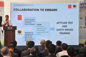 Hino - Yamato Aptitude Test & Safety Driver Training_Hino Total Support Customer Center_Sendayan