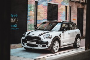 The New MINI Countryman Plug-In Hybrid Wired by MINI Malaysia