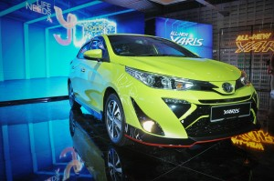 Toyota Yaris 1.5G_Front View_Malaysia Launch_2019