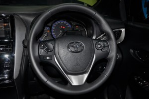 Toyota Yaris_1.5G_Steering Wheel_Malaysia