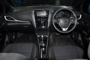 Toyota Yaris_1.5G_Dashboard_Malaysia