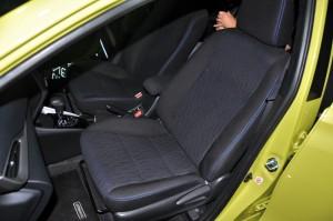 Toyota Yaris_Front Seat_Fabric_Malaysia