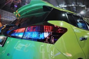 Toyota Yaris_Rear Light_Malaysia