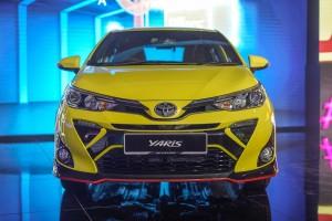 Toyota Yaris_1.5G_Body Kit_Malaysia_2019