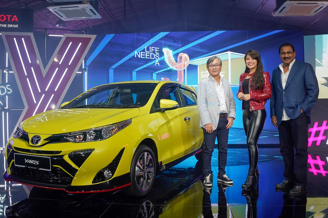 All New Toyota Yaris Hatchback Launched In Malaysia