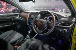 Toyota Yaris 1.5G_Cockpit_Steering Wheel_Malaysia