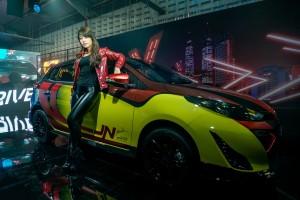 Toyota Yaris_Janna Nick Edition_Malaysia
