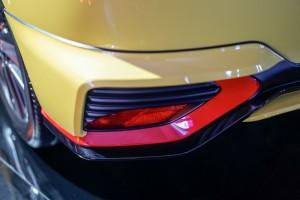 Toyota Yaris 1.5G_Body Kit_Rear Lower Bumper Garnish_Malaysia