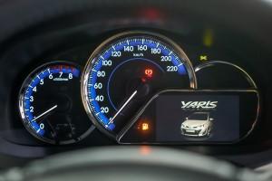 Toyota Yaris 1.5G Optitron Meter_Malaysia