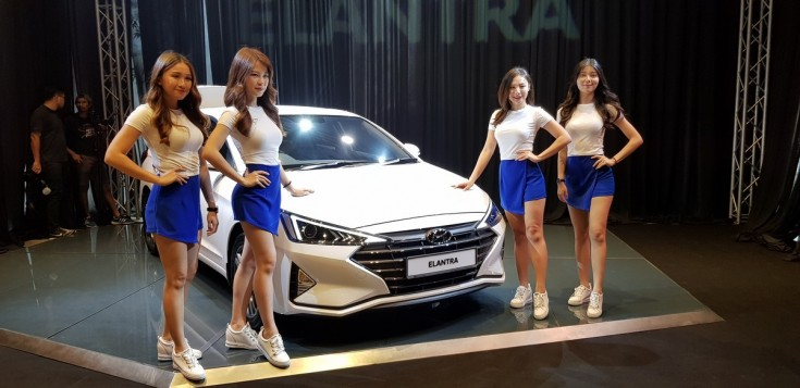 Refreshed Hyundai Elantra 2.0 Executive Launched in Malaysia