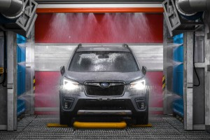 Tan Chong Subaru Automotive Thailand_TCSAT_Wet Weather Test_Forester