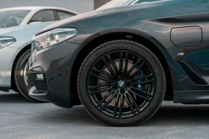 BMW 530e M Sport_Front Wheel_Malaysia