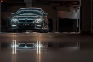 BMW 530e M Sport_Exterior_LED Adaptive Headlights_Malaysia
