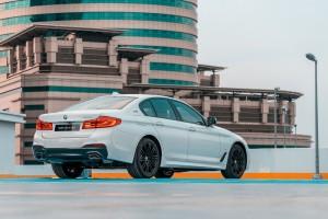 BMW 530e M Sport_Rear View_Malaysia